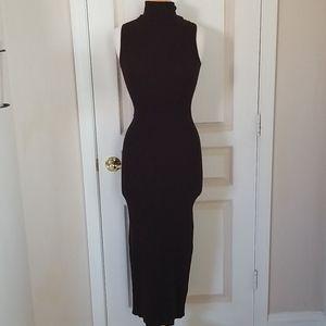 Victoria Secret Chocolate Bodycon Dress